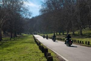Serbia en moto chopper, una propuesta diferente