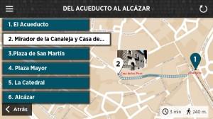 Segovia, primera ciudad española con una aplicación móvil de turismo accesible