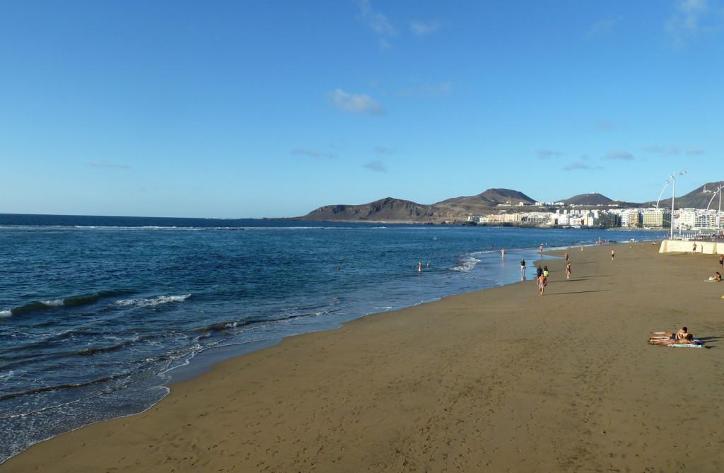 8. Playa de Las Canteras (1)