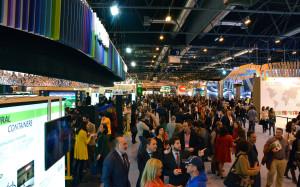 FITUR 2015 recibe un 12% más de visitantes profesionales internacionales en su última edición