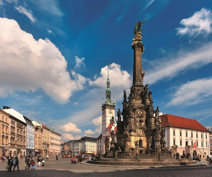 Olomouc. Turismo de Rep. Checa ©Libor Sváček