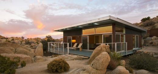 Casa en el Parque Nacional Joshua Tree, California
