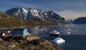Hurtigruten presenta tres nuevos itinerarios para explorar la salvaje costa ártica de Groenlandia