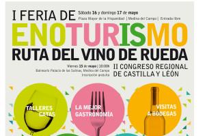 Primera Feria de Enoturismo de la Ruta del Vino de Rueda