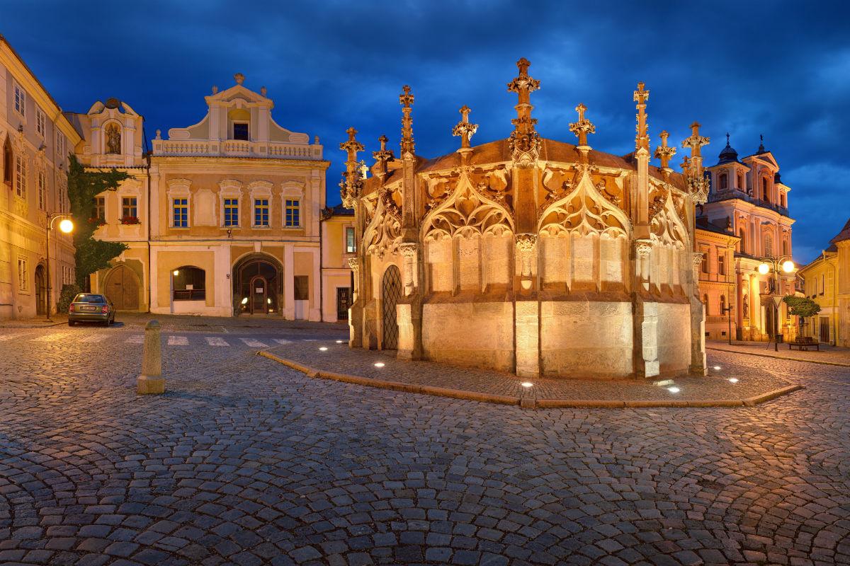 Kunta Hora ©Turismo de la República Checa