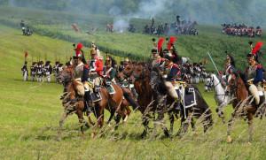 Bélgica celebra el 200 aniversario de Waterloo con una batalla espectacular