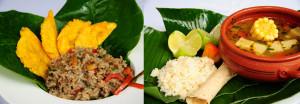 Gastronomía de Centroamérica, una rica fusión de la cocina indígena, africana y española