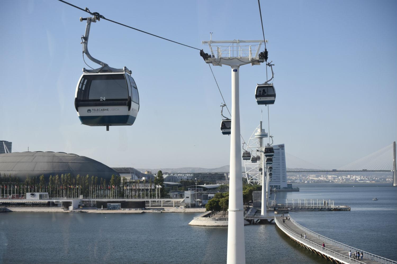 Teleférico de Lisboa ©El Viajar es un Placer