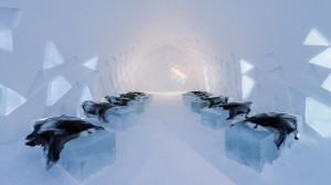 IceHotel, el hotel de hielo en la Laponia sueca abrirá durante todo el año