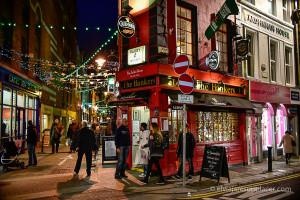 Navidad en Dublín: un regalo de luz y color que inunda sus calles, pubs y comercios