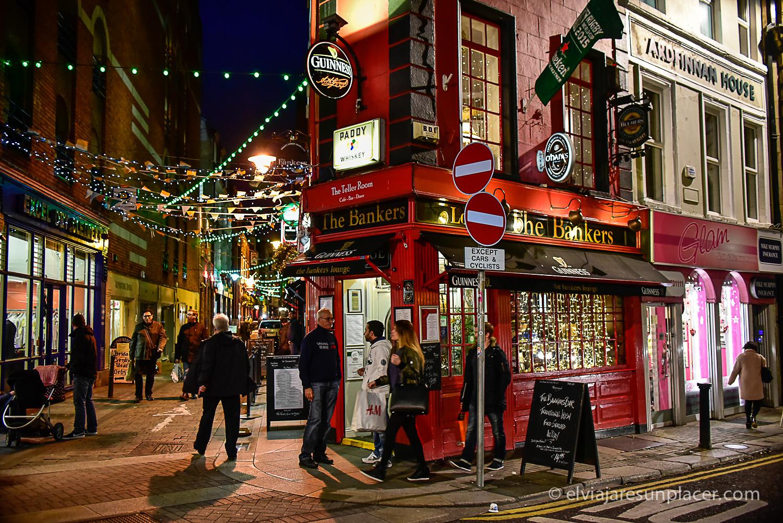 Navidad en Dublín ©El Viajar es un Placer