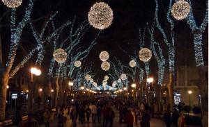 Navidad en Palma, mezcla de tradición medieval y destino de shopping