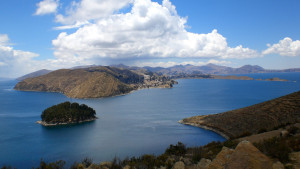 Lago Titicaca, espectáculo natural único
