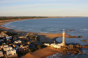 Playas para todos los gustos en Uruguay