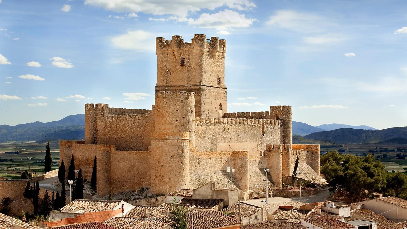 Castillo de la calahorra granada fotos 53