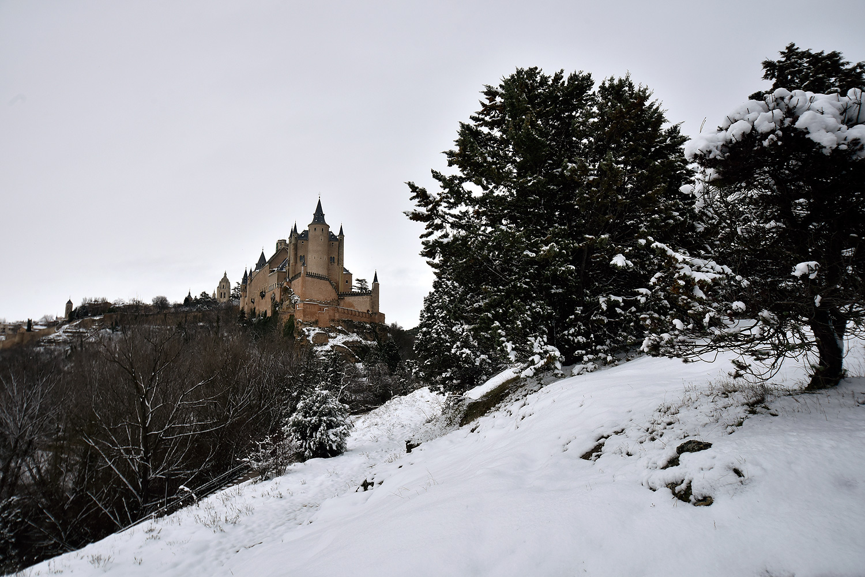 Otra vista del Alcázar de Segovia. ©El Viajar es un Placer