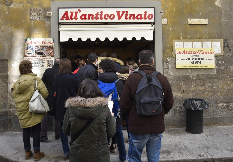 All' antico Vinaio. ©El Viajar es un Placer