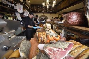 All'Antico Vinaio, la bocatería de Florencia en la que abrirás tu apetito sólo con entrar