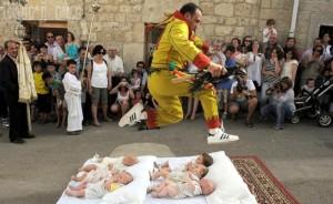 La singular fiesta de 'El Colacho' se celebrará en Burgos del 25 al 30 de mayo
