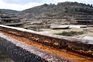 El singular Valle Salado de Añana, un milenario depósito de 'oro blanco' muy cerca de Vitoria
