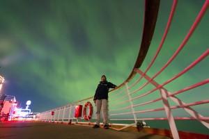 Hurtigruten garantiza que verás auroras boreales en sus viajes
