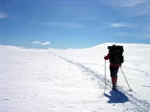 ¿Es posible esquiar en verano? en Chile sí