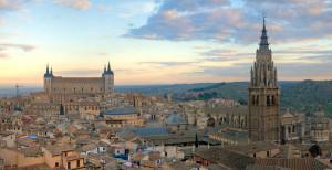 """Toledo ofrece """"cenas a ciegas"""" en sus principales monumentos"""