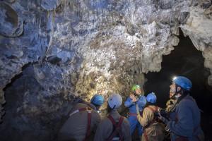Espeleología en la cueva de Fuentemolinos, una experiencia para recordar