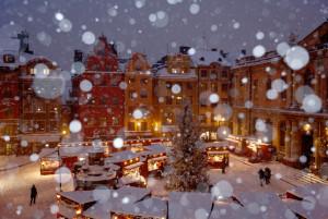 ¿Navidad en Estocolmo y Gotemburgo o fin de año en Laponia sueca?
