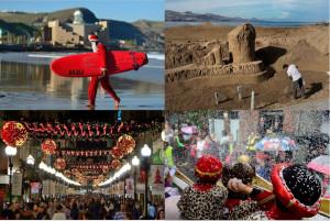 Navidad al sol en Las Palmas de Gran Canaria: lo que no te puedes perder