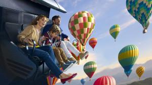 El parque Futuroscope presenta su nueva atracción inspirada en Julio Verne