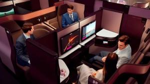"""Qatar Airways presenta 'QSuite', la nueva y revolucionaria experiencia de """"primera en Clase Business"""""""