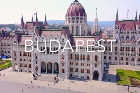 Budapest en 4K, una vídeo que te sorprenderá