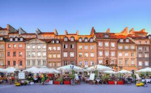 Varsovia en un vídeo 4K: puro deleite visual
