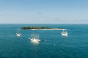 Isla Gorriti, un paraíso natural en Uruguay