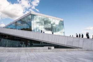 La ópera de Oslo cumple 10 años más viva que nunca