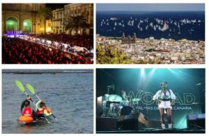 Cinco motivos irresistibles para viajar este otoño a Las Palmas de Gran Canaria