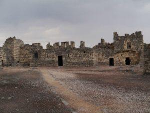 El fascinante legado de los castillos omeyas del desierto