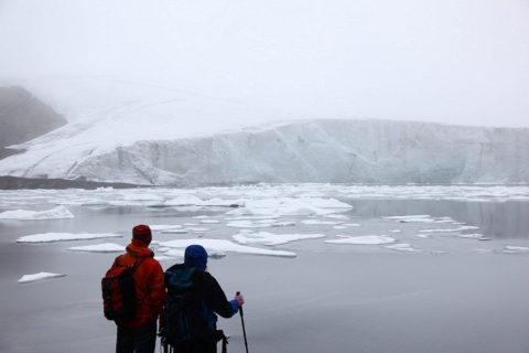 El espectacular glaciar Pastoruri, gran desconocido de Perú