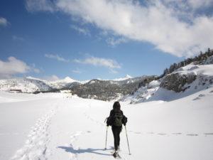 Enero en Navarra, la mejor época para disfrutar de la nieve, entre otras cosas